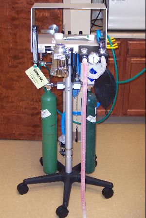 Gas Anesthesia Machine